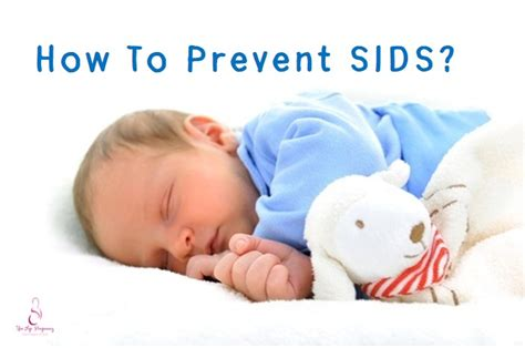 How To Prevent Sids  Pregnancy In Singapore