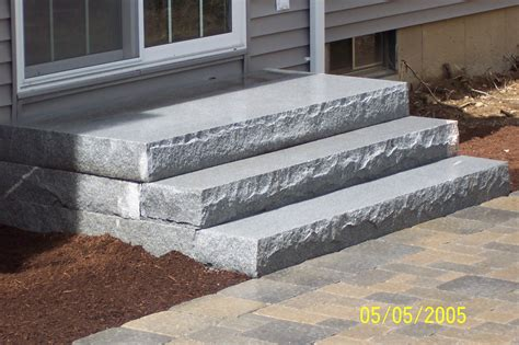 concrete slabs for steps paver patio stairs with landing search porch 5673