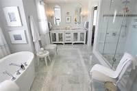 sarah richardson bathroom Mirrored Double Vanity - Transitional - bathroom - Sarah ...