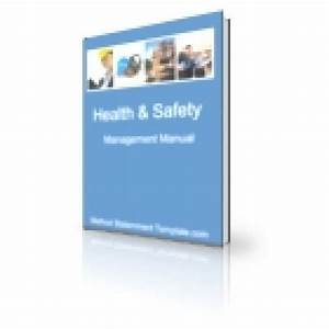 Health And Safety Manual  Generic Version Non Uk