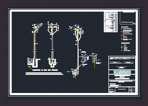 transition   system   ccf dwg detail  autocad