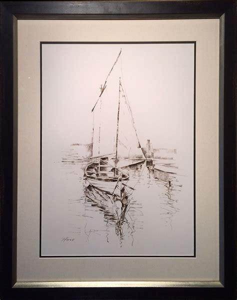 "Josef Kote Original Acrylics on Canvas ""Let Her Go ..."