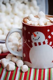Image result for Christmas Hot Chocolate