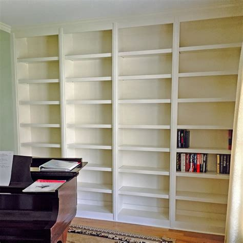 Custom Bookcases  Builtin Bookcases  Raleigh, Wake