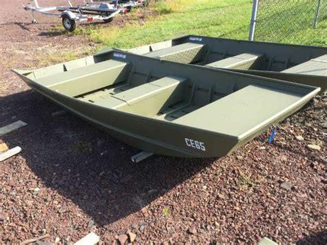 1448 Jon Boat For Sale by Crestliner 1448 Cr Jon Boats For Sale Boats