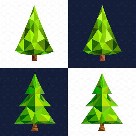 You can still manage your content as before and you can now invite others to manage your content too. Christmas tree flat 3d vector ~ Illustrations ~ Creative ...