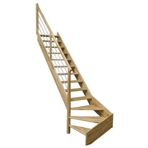 escalier quart tournant lapeyre