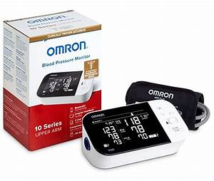 New  Omron 10 Series  Bp7450  Upper Arm Blood Pressure