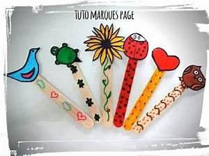 Activité Manuelle Enfant 3 Ans : activit manuelle enfants tuto marque page youtube ~ Melissatoandfro.com Idées de Décoration