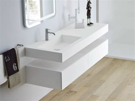 unico waschbecken mit waschtisch by rexa design design imago design