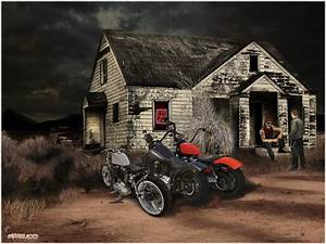 Outlaw biker bar by Gixxerman on DeviantArt