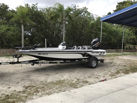 Nitro Z7 Bass Boat by Nitro Z7 Boats For Sale