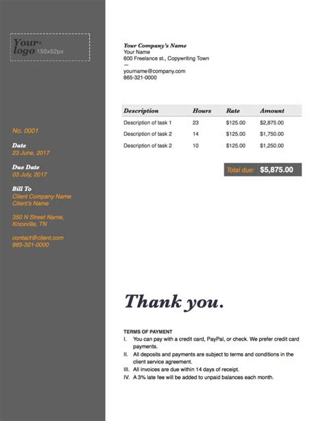 complete guide  freelance writer invoices austin