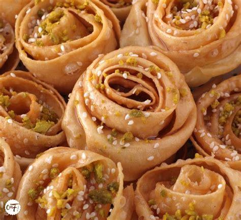 cuisine orientale recettes gateaux tunisien