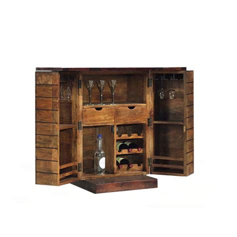 Meuble bar bois Art déco #2157