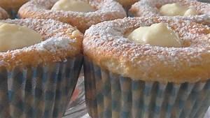 Cupcakes Mit Füllung : rezept chiffon cupcake mit vanillecreme youtube ~ Watch28wear.com Haus und Dekorationen