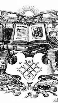 Title Illustration (1) – Old Book Illustrations