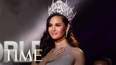 catriona gray   philippines   crowned