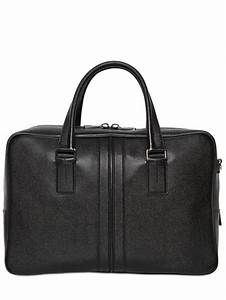 lyst tod39s medium leather document holder bag in black With document holder bag