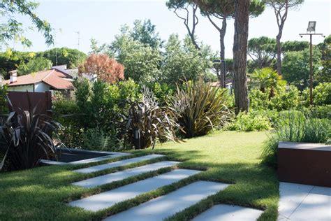 progetto giardino mediterraneo giardino a lido di spina