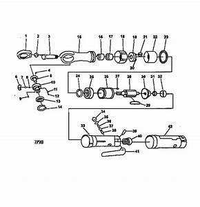 Craftsman Pneumatic 3  8 U0026quot  Ratchet Wrench Parts