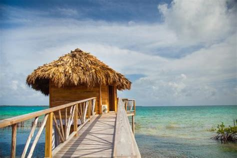 Thatch Caye Resort (coco Plum Cay, Belize)  Updated 2017