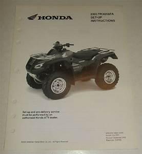 2003 Honda Trx650 Rincon Wiring Diagram  U0026 Parts Guide