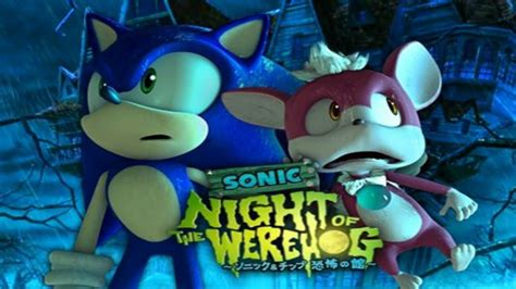 sonic unleashed night   werehog full  hd