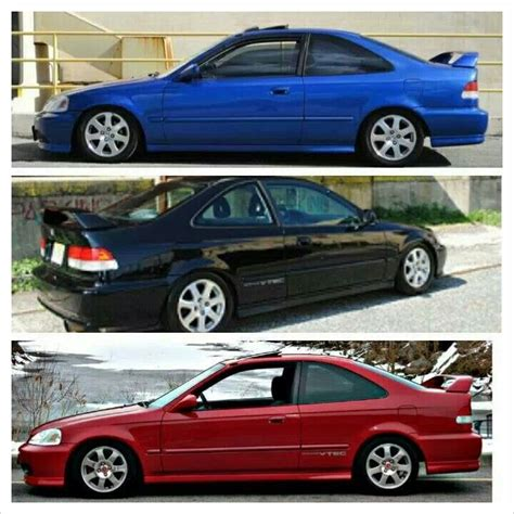 si鑒e auto pearl 2000 civic si i the electron blue pearl i loved this car for 15 yrs jmt hondas