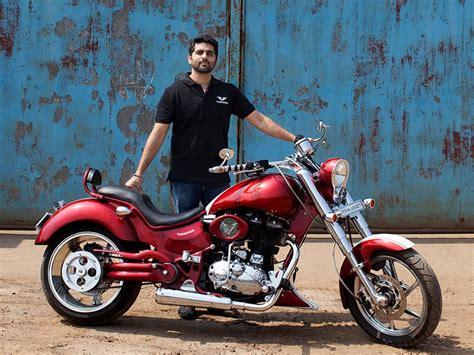 Inside The World Of Vardenchi Motorcycles