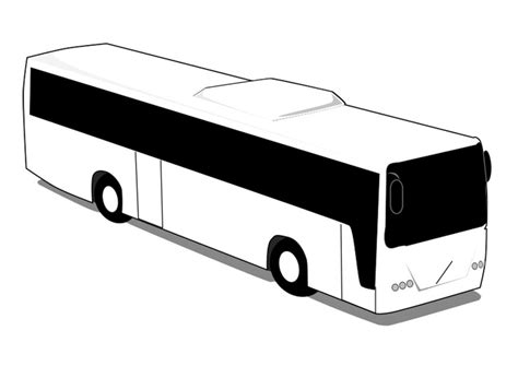 Kleurplaat Autobus by Kleurplaat Afb 28013 Images