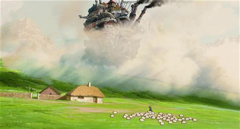 howls moving castle wallpapers