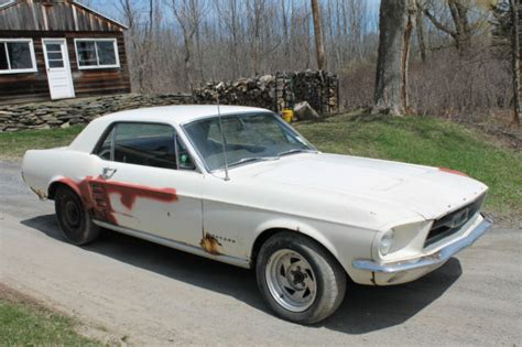 old car repair manuals 1967 ford country user handbook 1967 ford mustang sport sprint v8 289 project car all original only two owners for sale photos