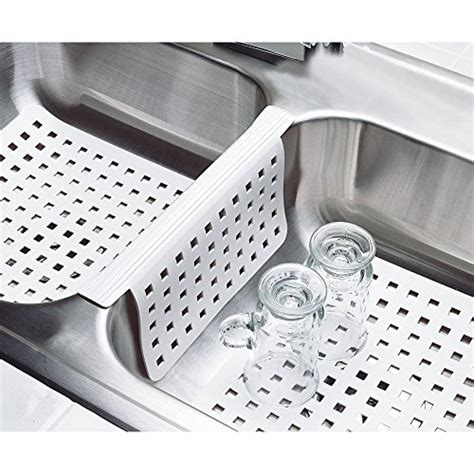Sink Divider Protector Mats by Interdesign Kitchen Sink Divider Protector Mat