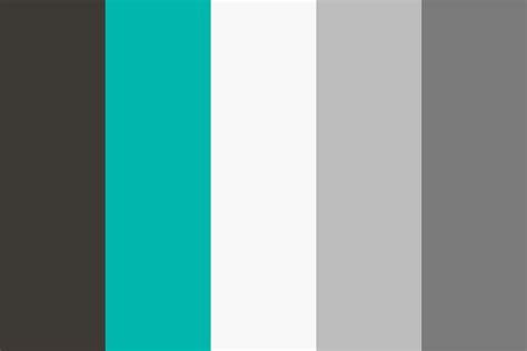 modern color palette modern webdesign color palette
