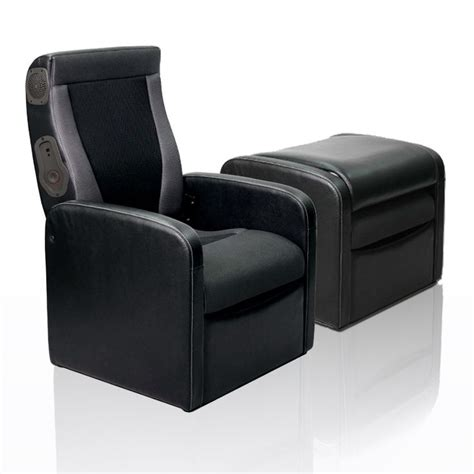 Gaming Ottoman by Gaming Chair Ottoman With Express 2 0 Speaker System