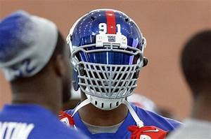 justin-tuck-shredder-face-mask | BSO