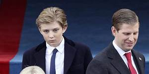 10 Photos That Prove Barron Trump Is A Normal 11-Year-Old ...