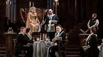 Die Meistersinger von Nürnberg at the Royal Opera House ...