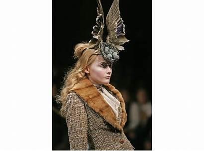 Savage Beauty Unflop Headdress Mcqueen Nest Alexander