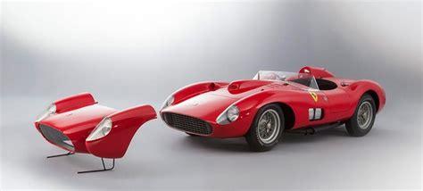 İspanyol sport gazetesi'ndeki habere göre, 1957 model ferrari için barcelona'nın yıldızı lionel. Ferrari 335 Sport Spider Scaglietti 1957 é leiloada por US$ 35 milhões - AUTO ESPORTE   Notícias