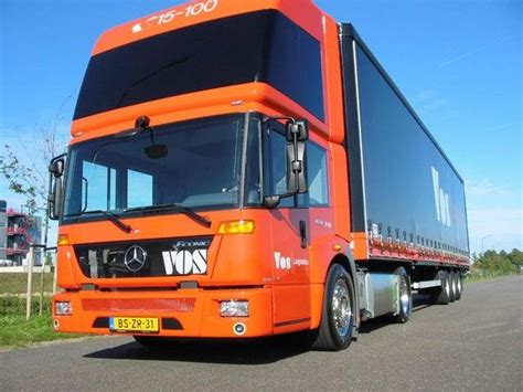 mercedes econic truck review  top speed