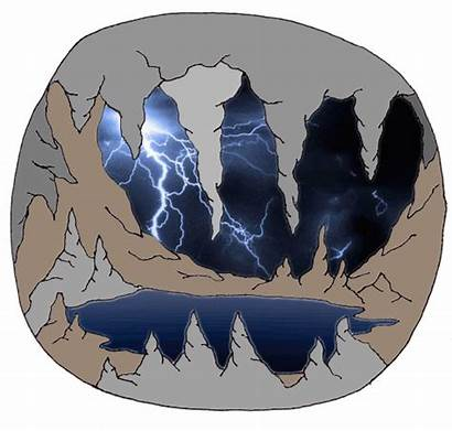 Cave Animation Clipart Animated Quiet Mystery Moment