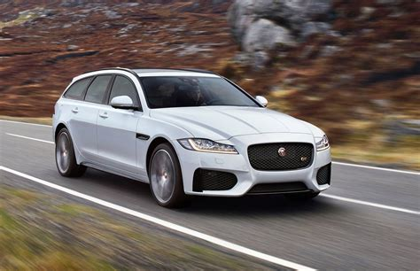 2018 Jaguar Xf Sportbrake Prices Announced For Australia