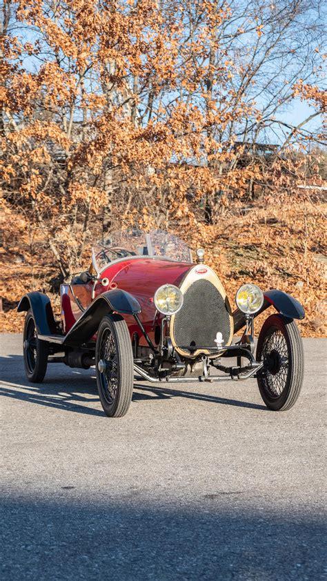 Bugatti type 23 1923 sucesso com seus motores de 16 válvulas. 1923 Bugatti Type 23 Brescia Three Seater Torpedo SportsChassis no. BC002Engine no. 892 (ex-2526 ...