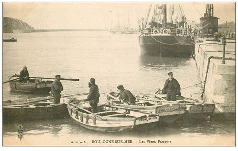 chambre des metiers boulogne sur mer 62 boulogne sur mer les vieux passeurs vers 1900 marins