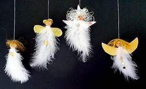 Engel Selber Basteln : engel aus federn und holzperlen weihnachten basteln ~ Lizthompson.info Haus und Dekorationen