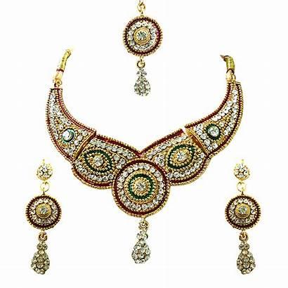 Transparent Necklace Jewellery Jewelry Background Kundan Format