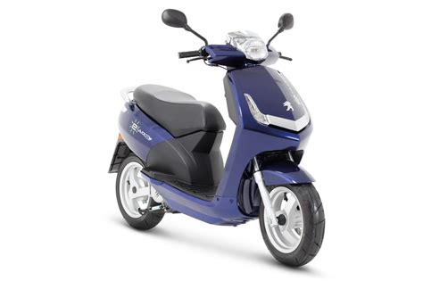 Peugeot Scooter by Peugeot E Vivacity Electric Scooters 2019