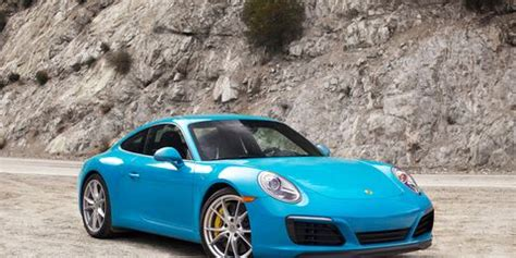 For the first time, porsche went going to the turbos increased fuel economy and more importantly, horsepower. 2017 Porsche 911 Carrera S PDK Automatic Test | Review | Car and Driver